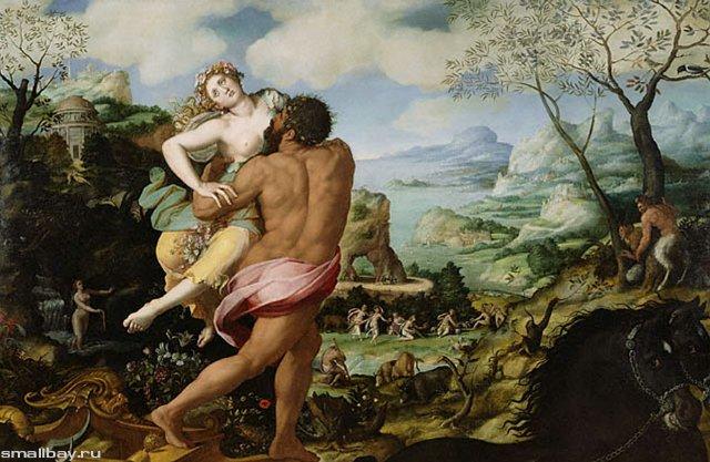 Похищение Персефоны