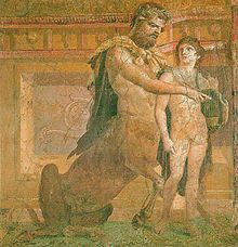 220px-Chiron_instructs_young_Achilles_-_Ancient_Roman_fresco