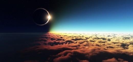 Затмение-солнца