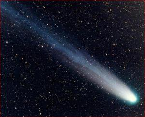 Комета  Хиякутаки